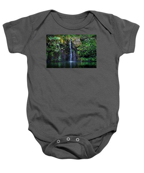 Little Waterfall Baby Onesie