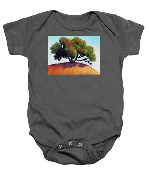 Live Oak Tree Baby Onesie