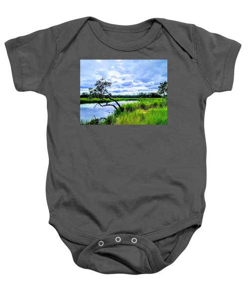 Living Low Baby Onesie
