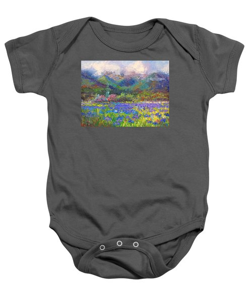 Local Color Baby Onesie