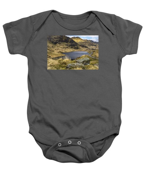 Loch Restil From Rest And Be Thankful Baby Onesie