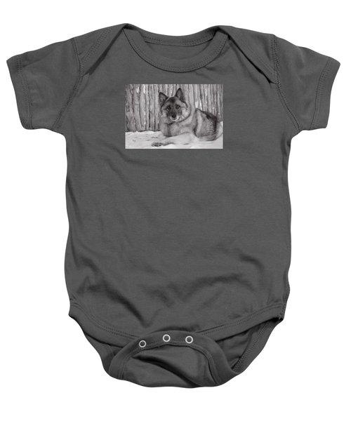 Loki By Fence Baby Onesie