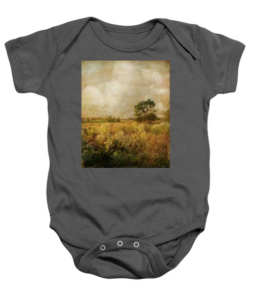 Long Ago And Far Away Baby Onesie