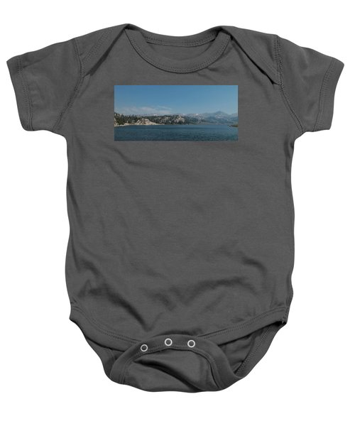 Long Lake Shoshone National Forest Baby Onesie