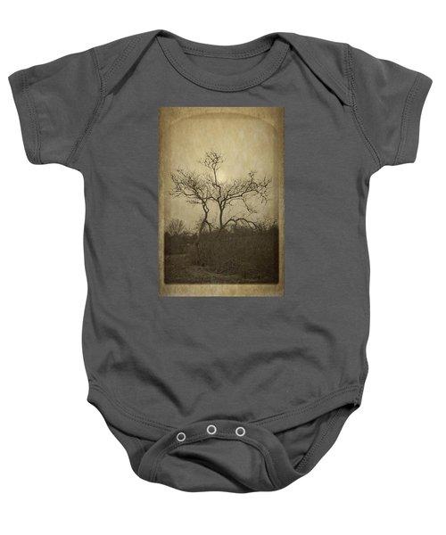 Long Pasture Wildlife Perserve. Baby Onesie