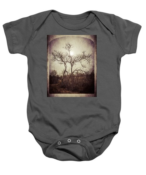 Long Pasture Wildlife Perserve 2 Baby Onesie