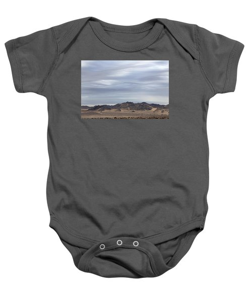 Look Into Sky Baby Onesie