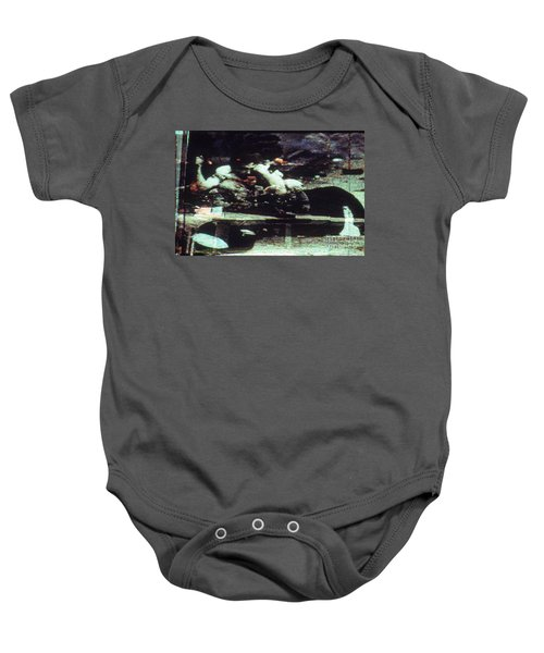 Look You Will See Baby Onesie