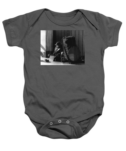 Looked The Other Way Baby Onesie