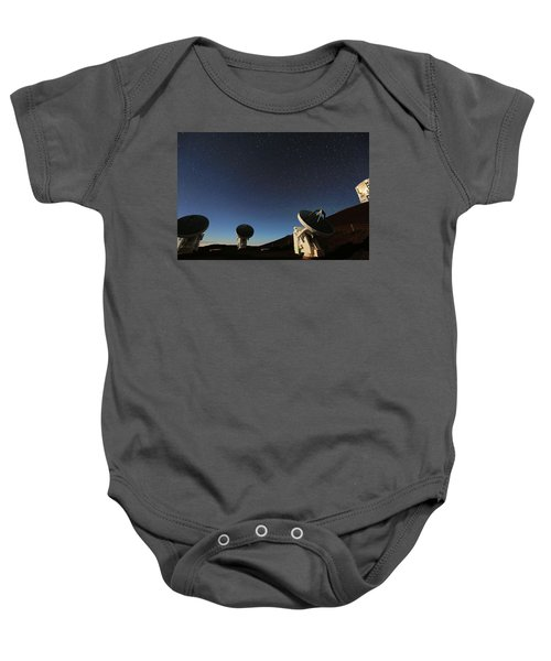 Looking For Space Baby Onesie