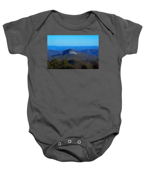 Looking Glass Rock Baby Onesie