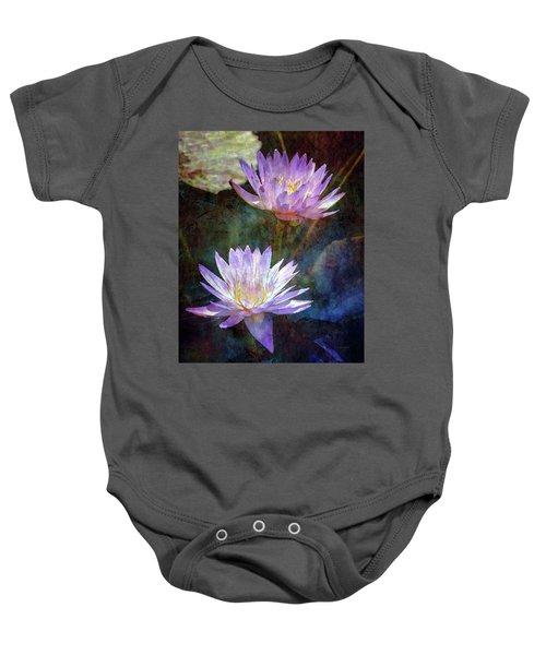 Lotus Reflections 2980 Idp_2 Baby Onesie