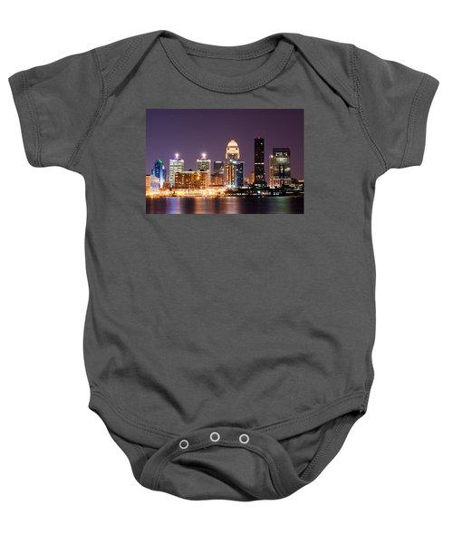 Louisville 1 Baby Onesie