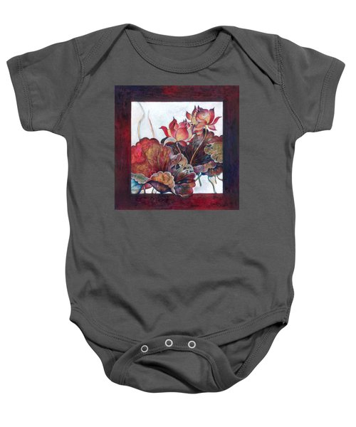 Lovers Without Memory Baby Onesie