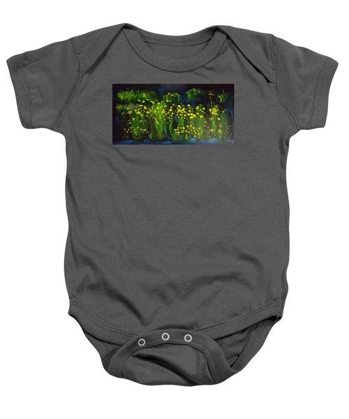 Lumonious Buds     17 Baby Onesie