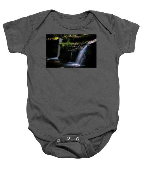 Lynn Mill Waterfalls Baby Onesie