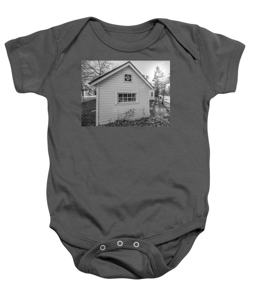 M22 Shed Baby Onesie