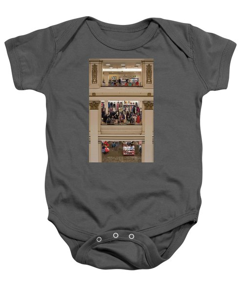 Macy's Department Store Baby Onesie