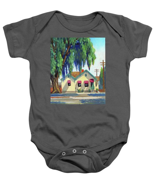 Maily House - Eagle, Idaho Baby Onesie