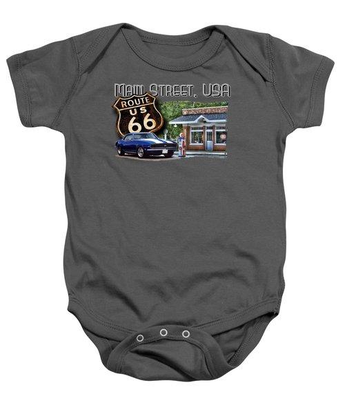 Main Street, Usa Camaro Baby Onesie