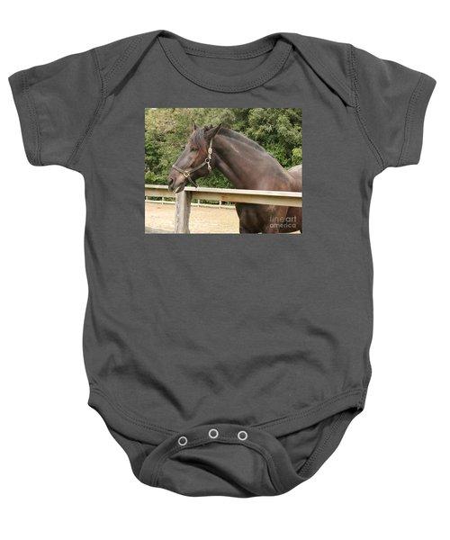 Majestic Horse  Baby Onesie