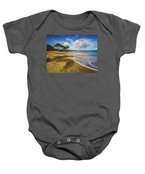 Maluaka Beach Baby Onesie