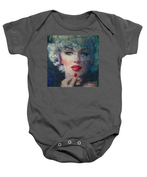 Marilyn Monroe 132 A Baby Onesie