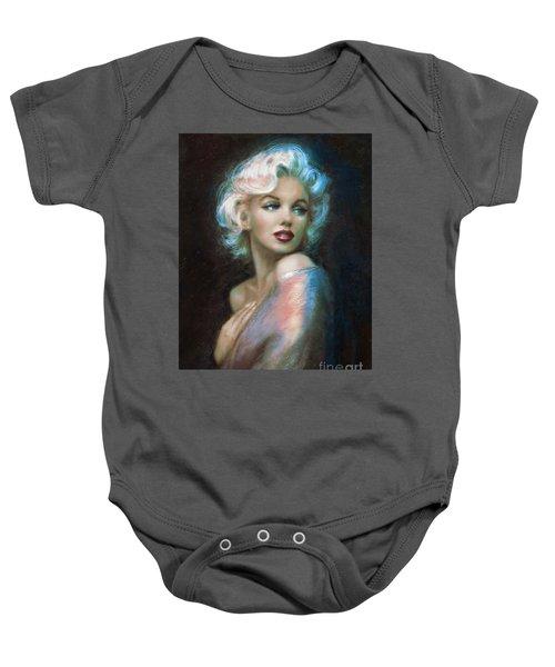 Marilyn Romantic Ww 6 A Baby Onesie