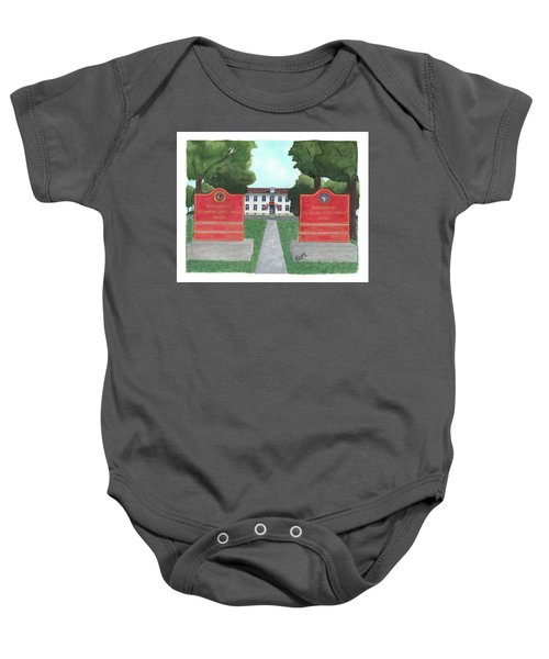 Marine Forces Europe And Marine Forces Africa Baby Onesie