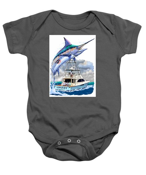 Marlin Commission  Baby Onesie