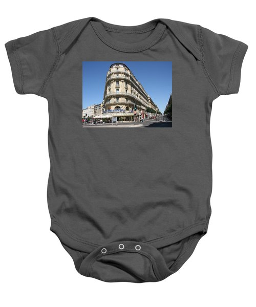 Baby Onesie featuring the photograph Marseille, France by Travel Pics