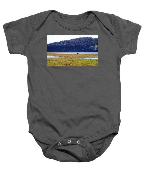 Marsh People Baby Onesie