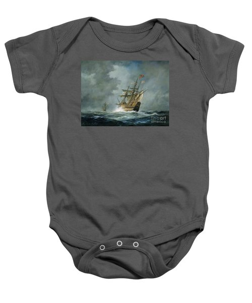 Mary Rose  Baby Onesie