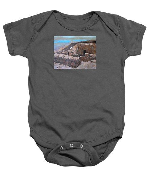 Masada Baby Onesie