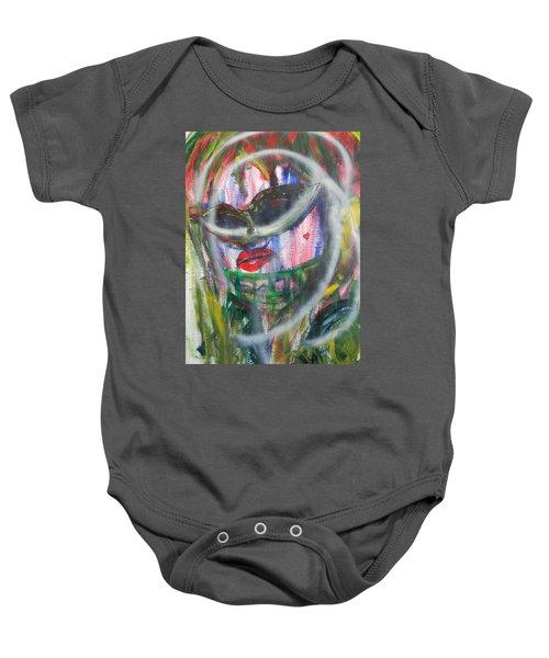 Masquerade Baby Onesie