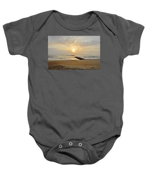 May 13 Obx Sunrise Baby Onesie