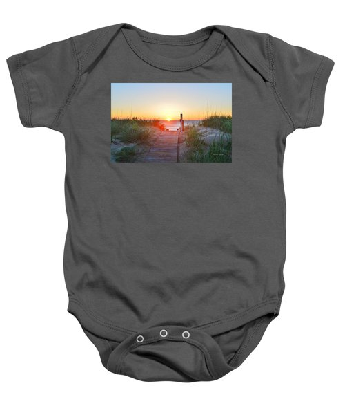 May 26, 2017 Sunrise Baby Onesie