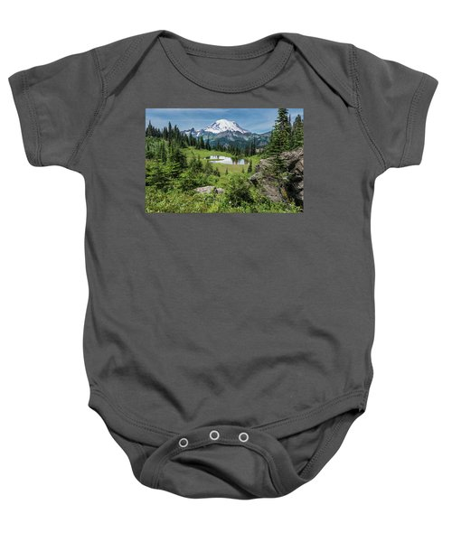 Meadow View Baby Onesie