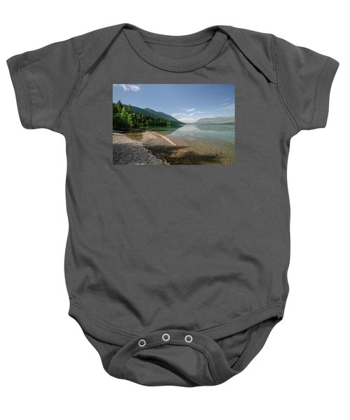 Meditative Mood Baby Onesie