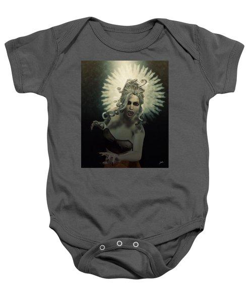 Medusa Baby Onesie