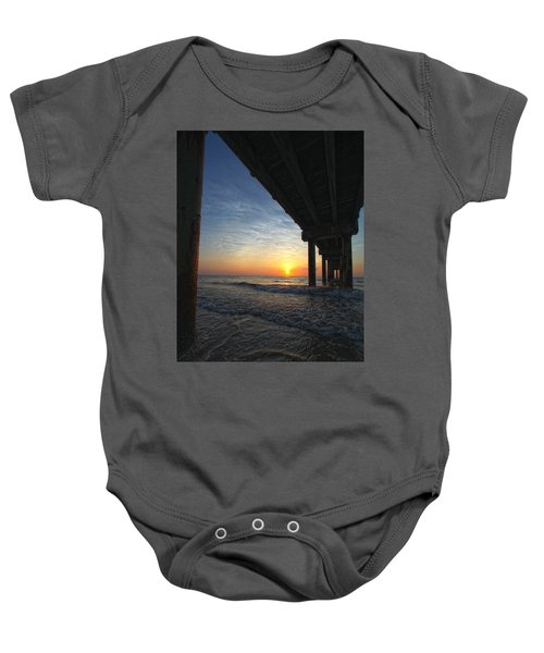 Meeting The Dawn Baby Onesie