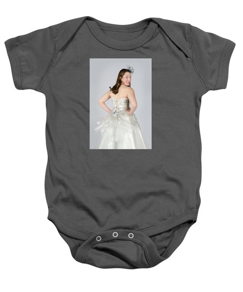 Melisa In Ready To Ship 2 Baby Onesie