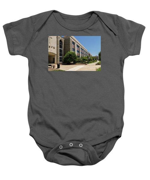 Mendel Hall Baby Onesie