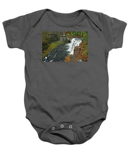 Mesa Falls Baby Onesie