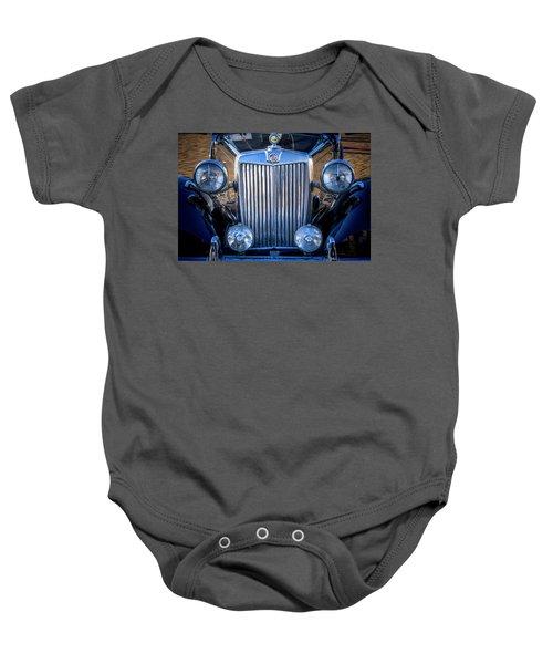 Mg Cars 003 Baby Onesie