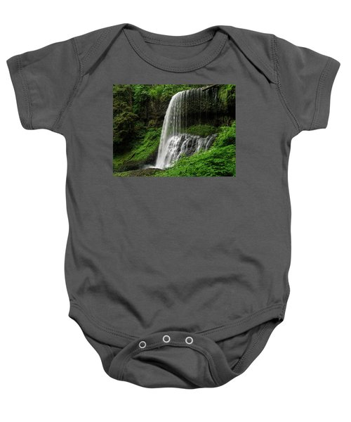 Middle Falls Baby Onesie