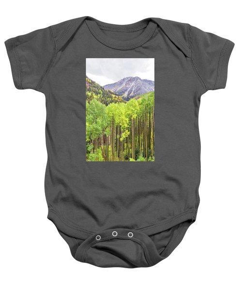 Miguel County Colorado Baby Onesie