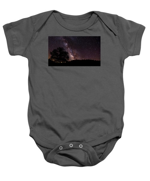 Milky Way And The Tree Baby Onesie