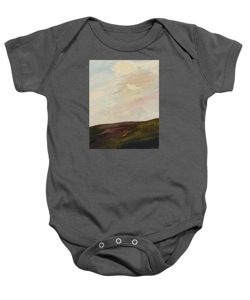 Mindful Landscape Baby Onesie
