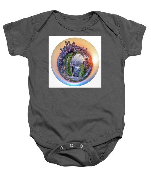 Minneapolis Baby Onesie